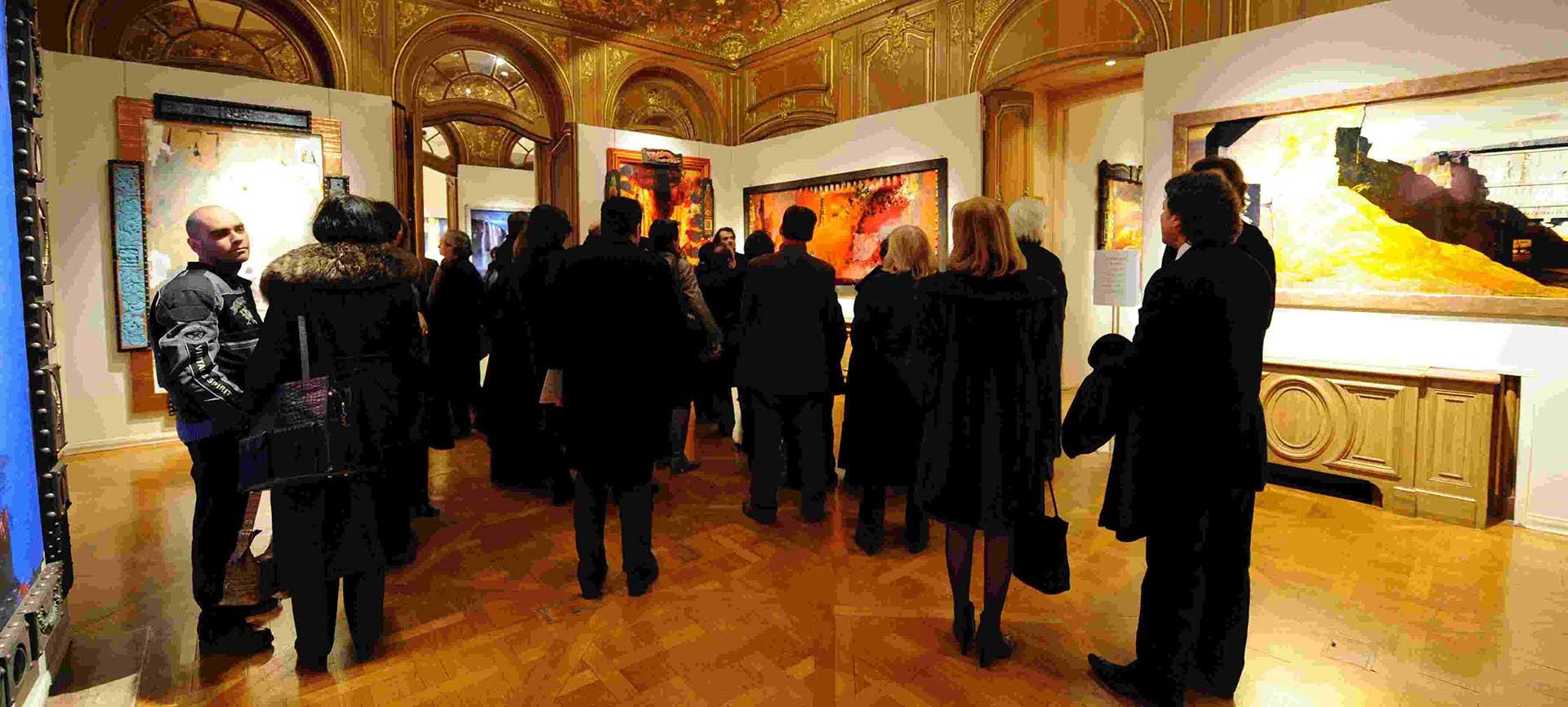 Artcurial Paris expo chayan khoi