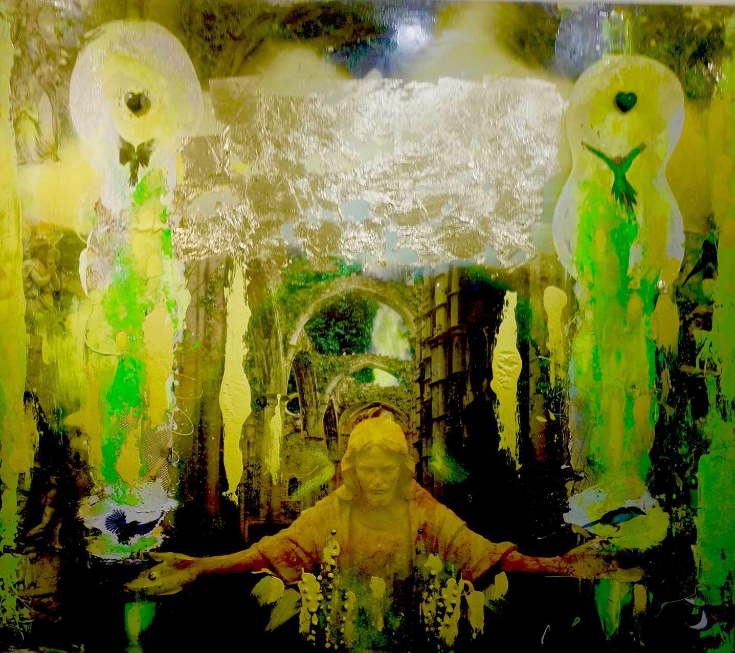 bresil rio chayan khoi peintre artiste iranien