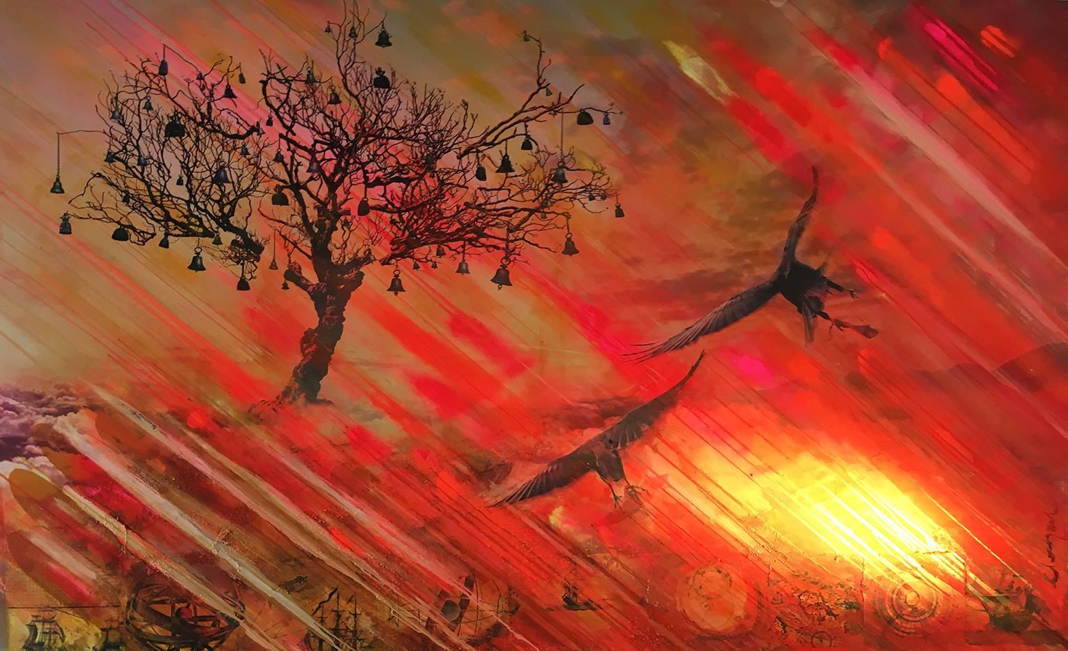 chayan khoi peintre artiste iranien tour de monde