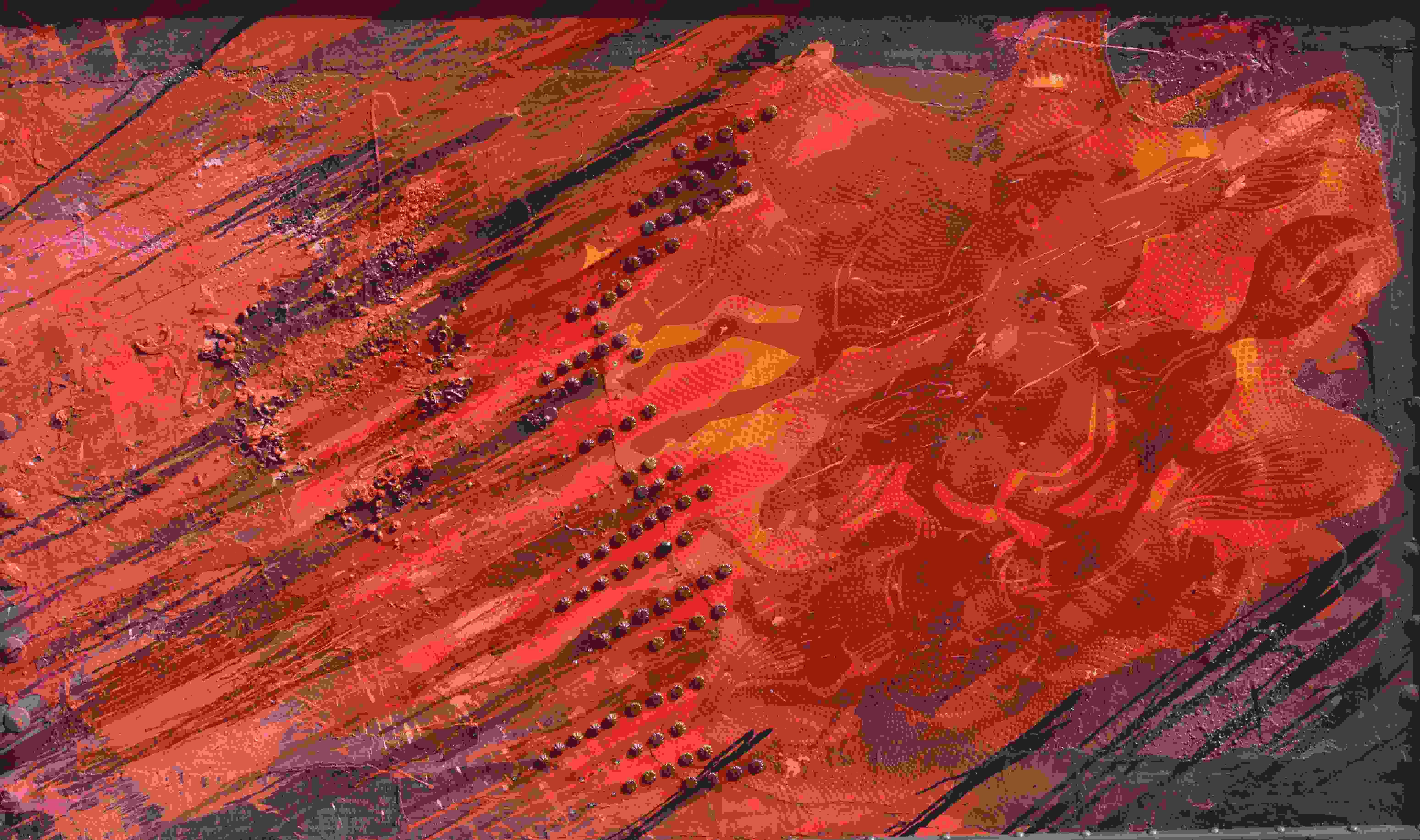 cheval de mongolie chayan khoi peintre artiste iranien