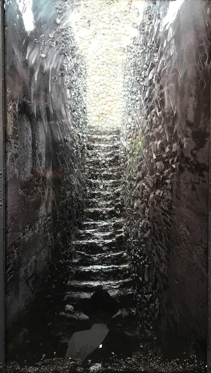gondar felasha chayan khoi peintre artiste iranien