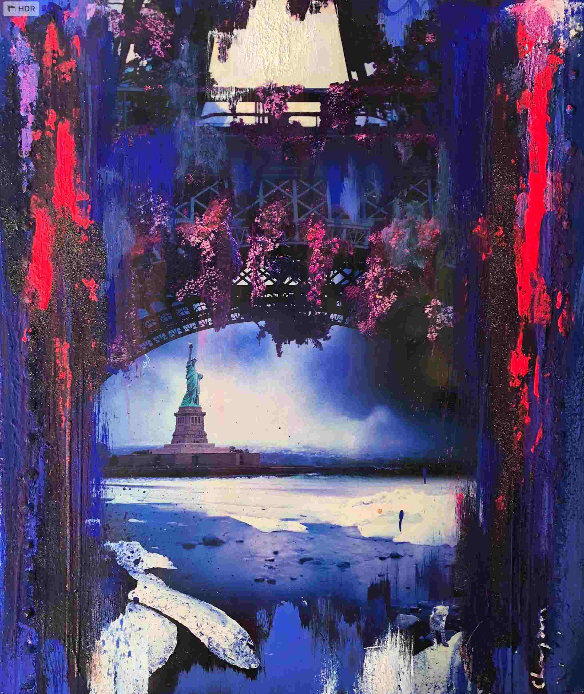 paris dream chayan khoi peintre artiste iranien