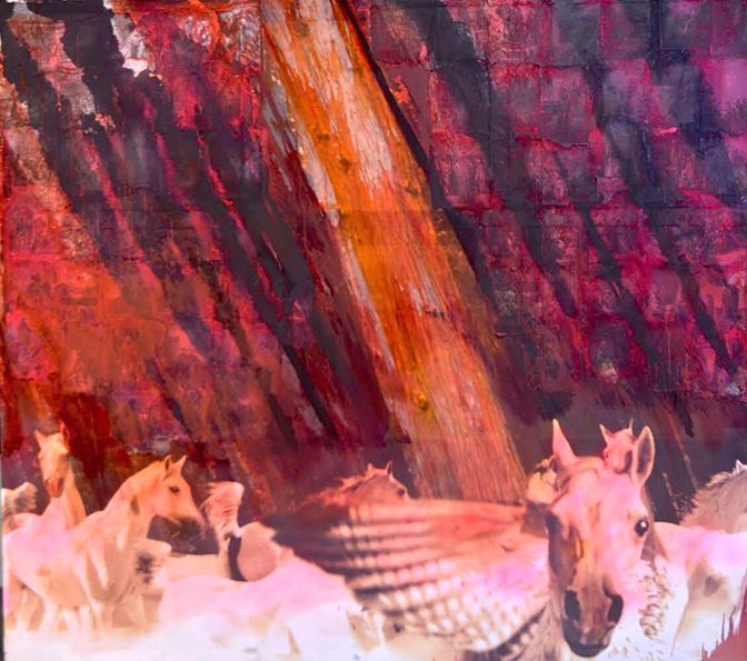 siberie peintre artiste iranien chayan khoi