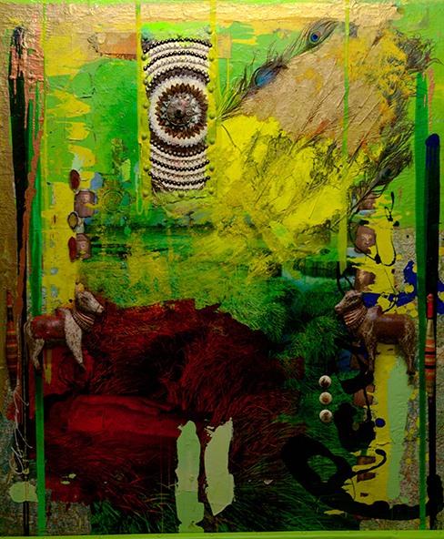 sommeil de midi chayan khoi peintre artiste iranien