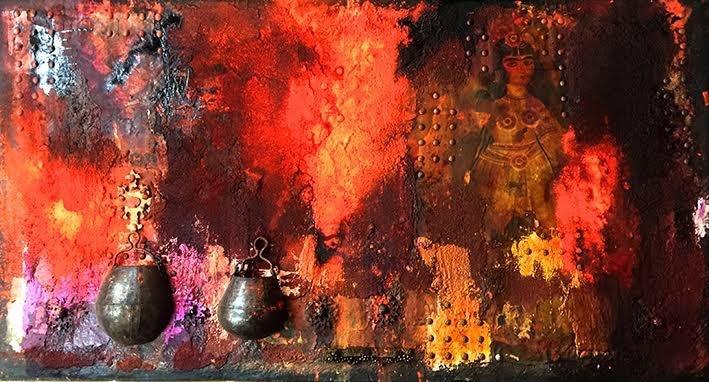teheran iran danse chayan khoi peintre artiste iranien